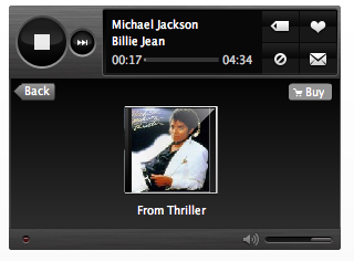 Listen to Michael Jackson Songs For Free