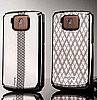 Photos of the HTC Touch HD Metallic Cases 