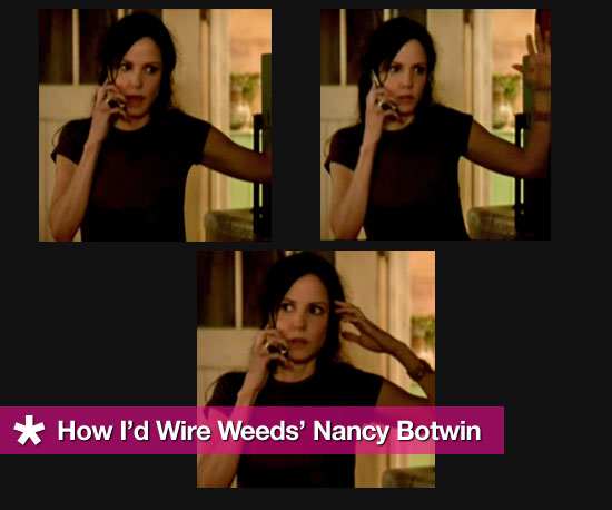 How I'd Wire Weeds' Nancy Botwin