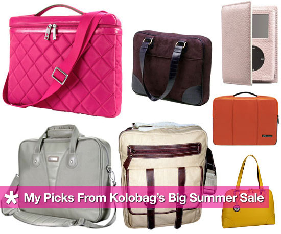 What's Better Than Summer? A Kolobags Sale, That's What