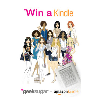 Win an Amazon Kindle! 2009-07-20 05:47:16