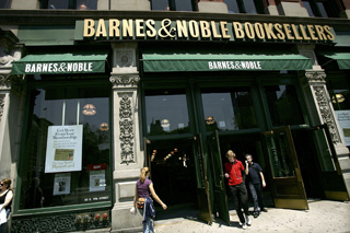 Barnes & Noble to Provide Free AT&T WiFi