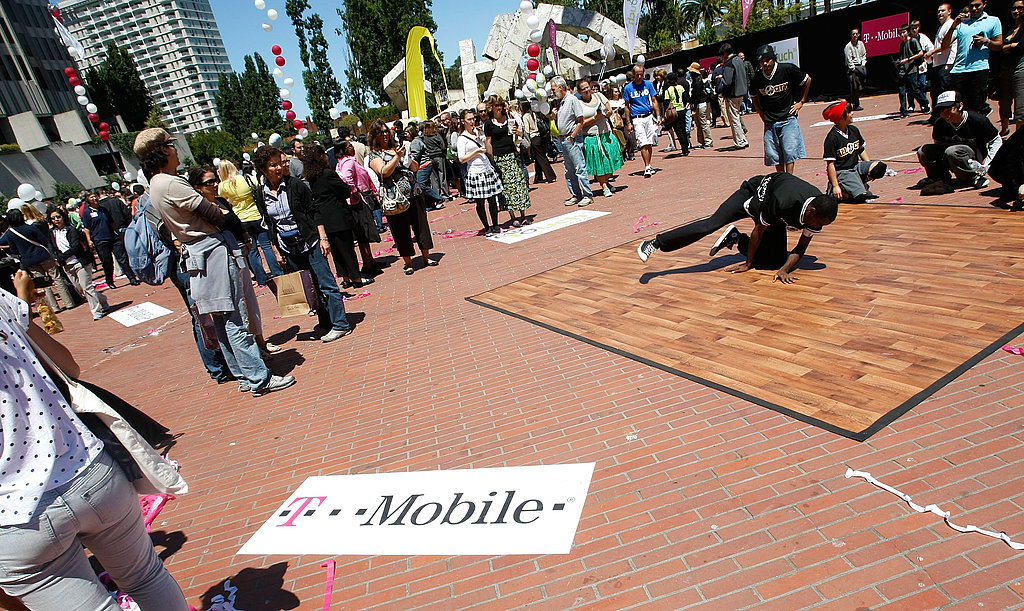 T-Mobile's MyTouch Launch in San Francisco