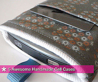 5 Awesome (Non-iPhone) Handmade Cell Phone Cases