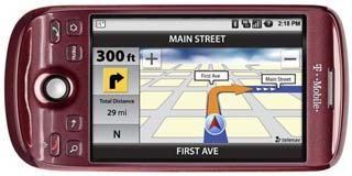 TeleNav GPS Navigation Comes to the MyTouch 3G Smartphone