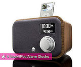 6 Sleek iPod Alarm Clocks That Won't Leave You Hating the AM