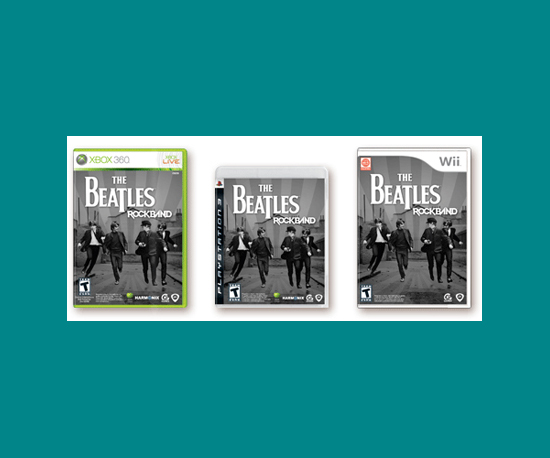 Beatles Rock Band News