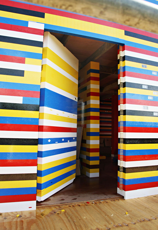 FNP BFO 0013149 Большой дом из LEGO. svoimi rukami inzhenernoe sooruzhenie doma
