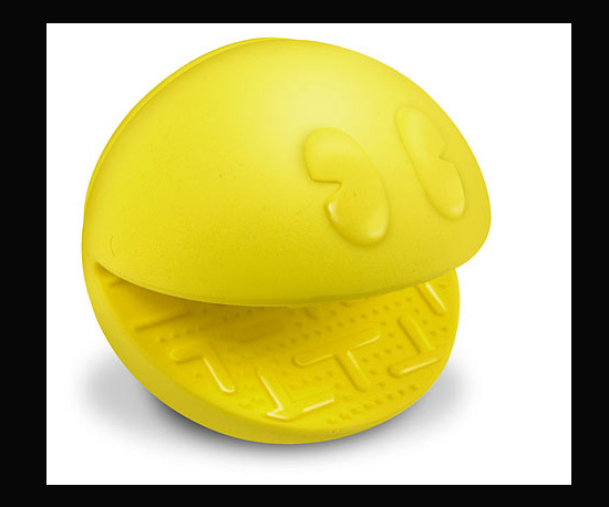 Pac-Man Hothead Potholder