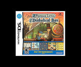 Professor Layton and the Diabolical Box Now Available