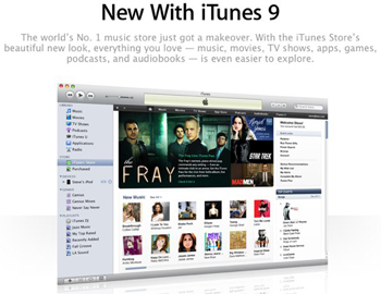 Daily Tech: The New iTunes 9 Is Available For Download Today