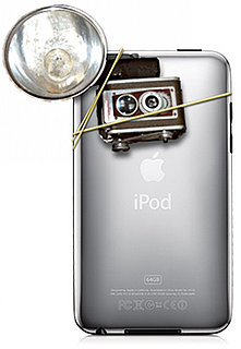 Daily Tech: Why the iPod Touch Didn't Get a Camera