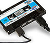 Plug In Your Peripherals With a Cassette Tape USB Hub
