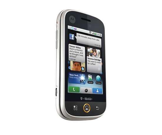 The Motorola Cliq
