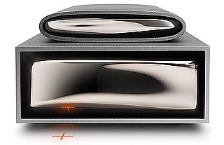 New Sleek LaCie Hard Drives Designed by Philippe Starck