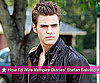 How Id Wire Vampire Diaries Stefan Salvatore