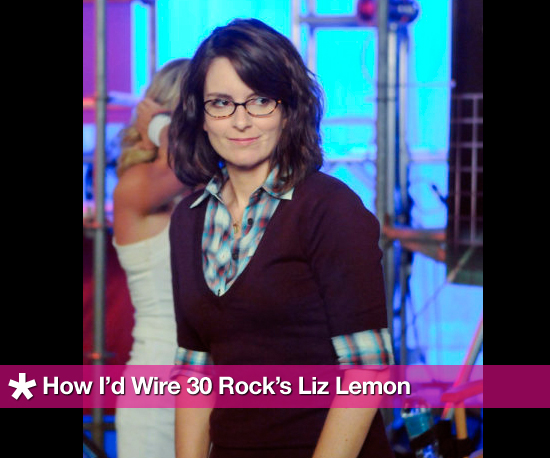 How I'd Wire Liz Lemon