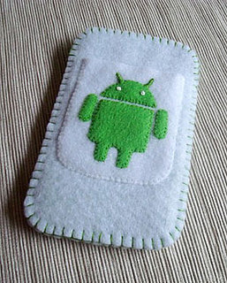 Felt Android Cover Fits Any Cell Phone