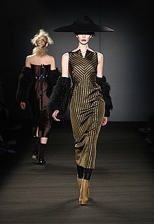Giles Deacon Will Show His Spring 2010 Collection in Paris