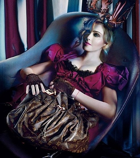Madonna for Louis Vuitton Fall '09