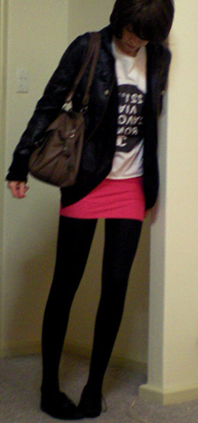 Look of the Day: Pink Passion