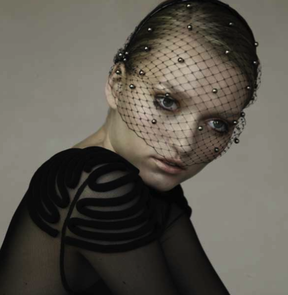 Sneak Peek! Jennifer Behr's Elegant Punk Fall '09