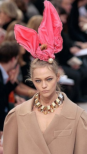 Marc Jacobs Finally Explains Louis Vuitton Bunny Ears