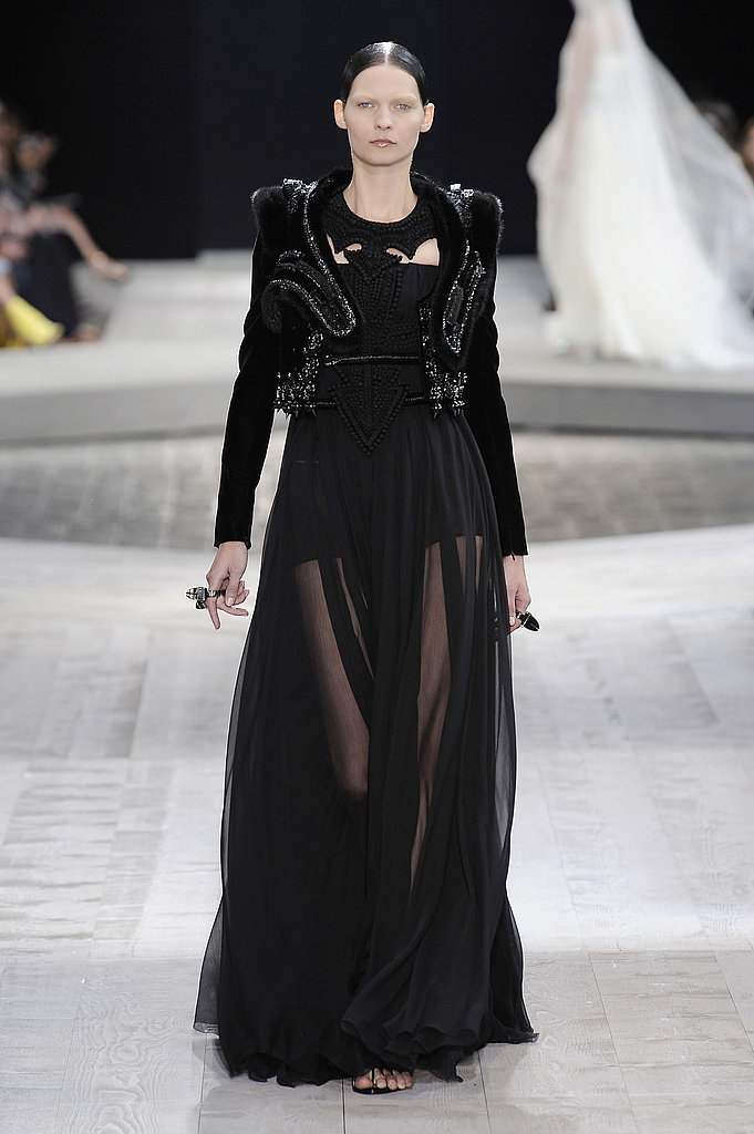 2009 Fall Couture: Givenchy