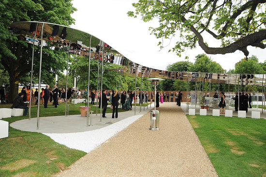 Eclectic Style at the Serpentine Soire