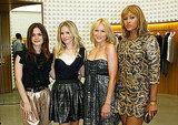 Rachel Bilson, Kristen Bell, Jewel, Eve