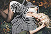 Scarlett Johansson's Fall 2009 Ads for Mango