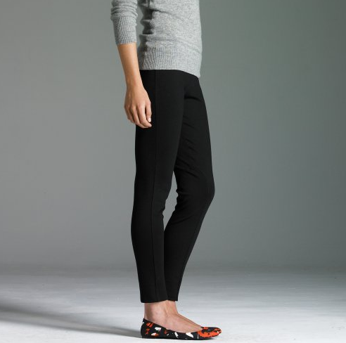 I love the structured silhouette of this Pixie Pant, ($88).