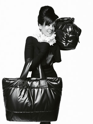Fab Ad: Lily Allen for Coco Cocoon by Chanel