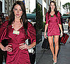 Photo of Rachel Nichols in NYC for Promotion of G.I. Joe: Rise of Cobra
