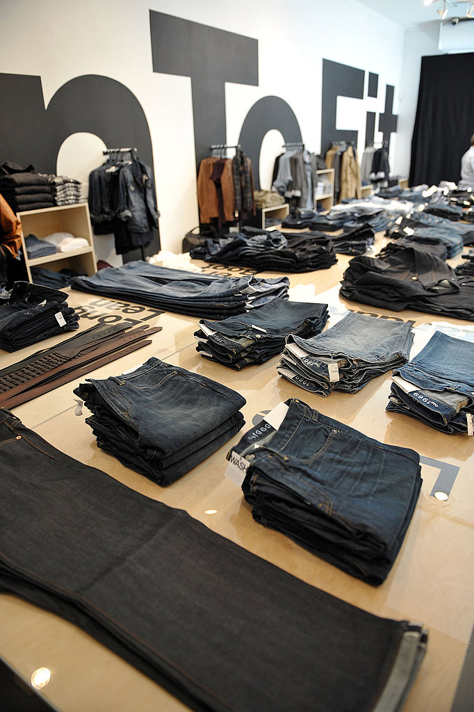 Jeans and More Jeans
