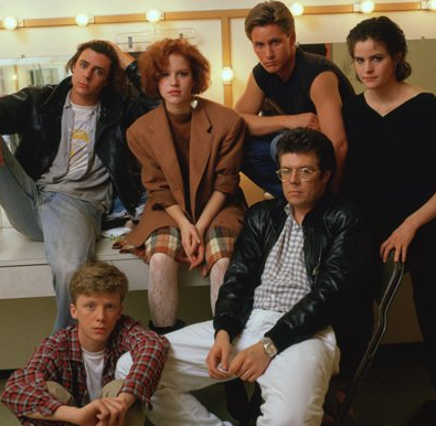 Hughes Cinema Style: The Breakfast Club