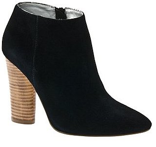 Fab Finger Discount: Cindy Krista Suede Ankle Boot