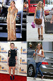 Which Look Is Better on Celebrities, Red Carpet or Street Style?