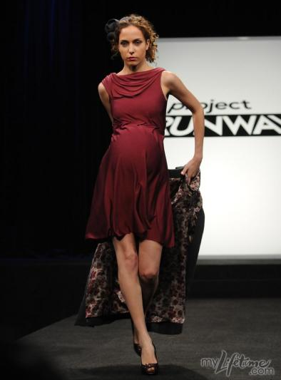 Which Project Runway Pregnancy Look Is Most Fab?