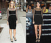 Diane Kruger and Shantel VanSanten Both Wear Chanel&#039;s Black Sheer Dress