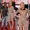 MTV Video Music Awards: Amber Rose