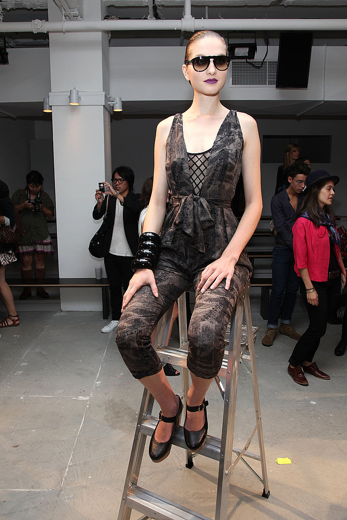 2010 Spring New York Fashion Week: Vena Cava Gallery