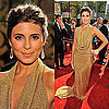 Photo of Jamie-Lynn Sigler on the Emmy Awards Red Carpet