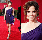 Photos of Mary-Louise Parker at 2009 Emmy Awards