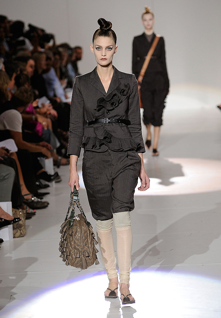 2010 Spring New York Fashion Week: Marc Jacobs