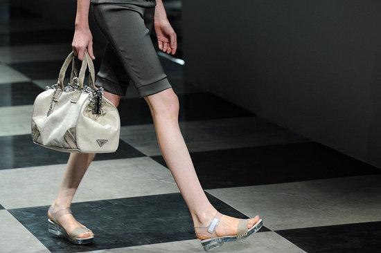 2010 Spring Milan Fashion Week: Prada