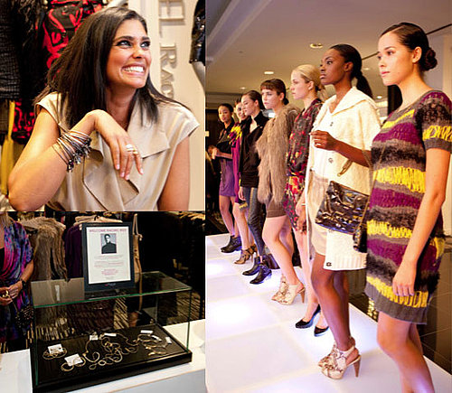 Exclusive Interview With Rachel Roy at San Francisco Macy's Event 2009-09-30 05:50:22