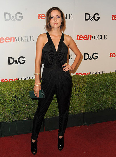 Photos of Celebrities at the 2009 Teen Vogue Annual Young Hollywood Party in ...