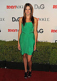 Shailene Woodley Looked Divine in Emerald Green