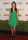 Shailene Woodley Looked Divine in Emerald Green
